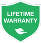 Lifetime Warranty - Protection For Equipment